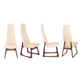 Adrian Pearsall Dining Chairs - Set of 4