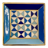 Image of Jonathan Adler Sorrento Square Catchall Tray For Sale