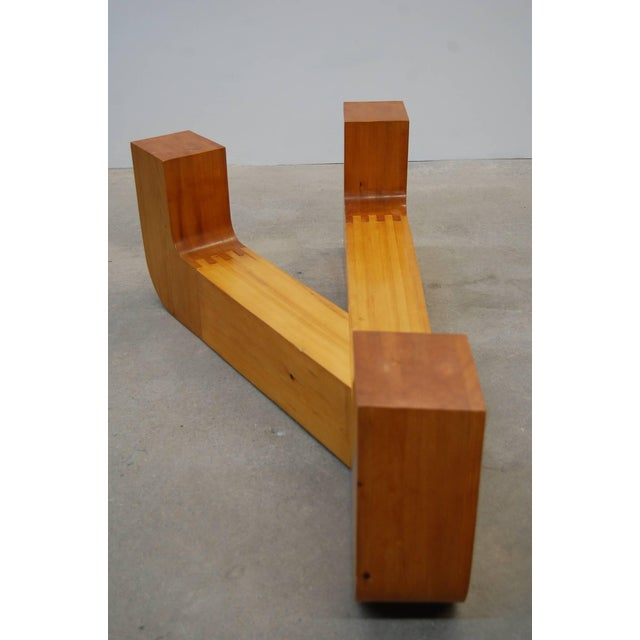 Sculptural Coffee Table by Jennie Lea Knight For Sale In Providence - Image 6 of 10