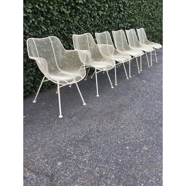 Original Russell Woodard Sculptura Chairs - Set of 6 - Image 3 of 6