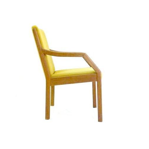 Danish Mid-Century Modern Arm Chair in Teak - Image 3 of 5