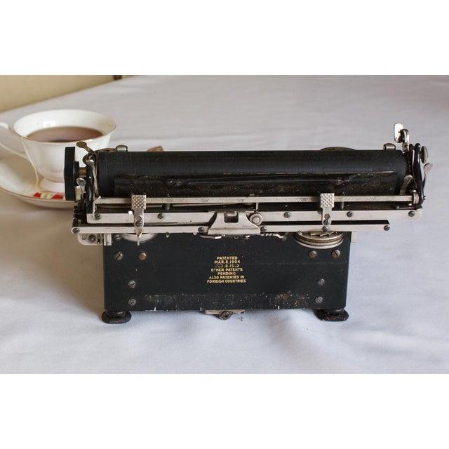 1912 Corona Portable Folding Typewriter For Sale - Image 5 of 9