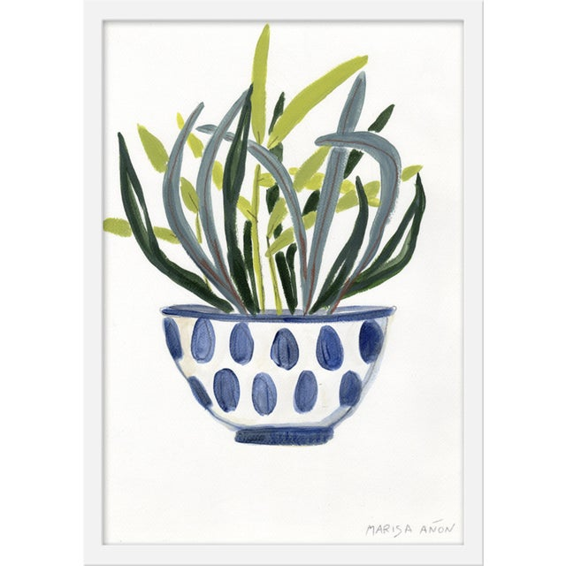 "Medium ""Plants 4"" Print by Marisa Anon, 17"" X 24"" For Sale"