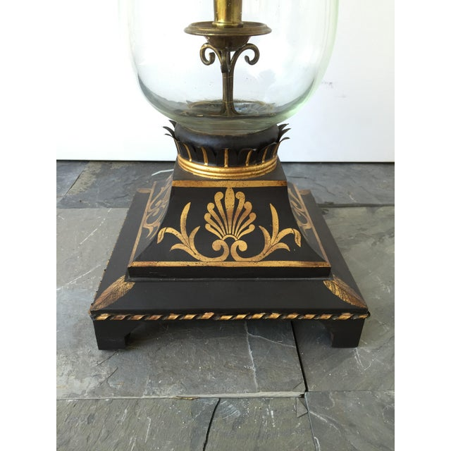 Traditional 20th C. Continental Table Lantern For Sale - Image 3 of 4