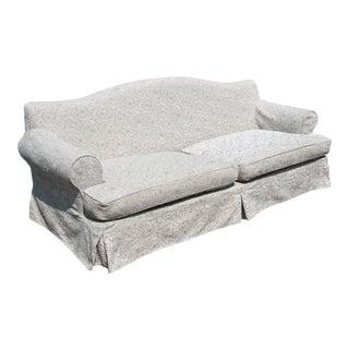 Custom Slipcovered Sofa For Sale