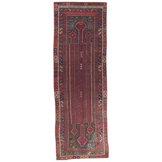 Antique East Anatolian Long Rug