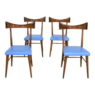 Set 4 Mid Century Modern Planner Group Dining Chairs by Paul McCobb for Winchendon For Sale