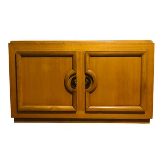 1950s Vintage Distinctive Furniture Regency Style Mahogany Credenza/Dresser For Sale