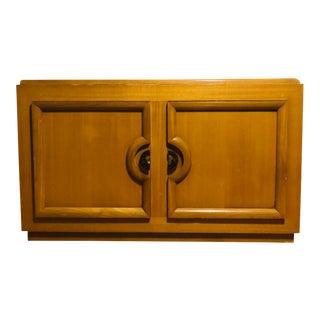 1950s Vintage Distinctive Furniture Regency Style Mahogany Credenza/Dresser For Sale
