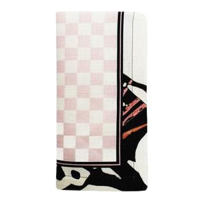 The Harlequin Cotton LinenNapkin For Sale