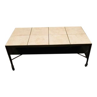 Woodard Landgrave Cast Classics Patio Table For Sale