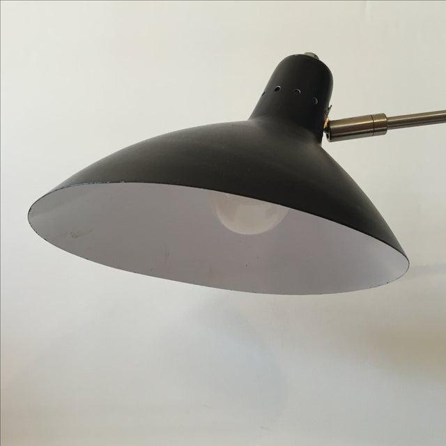 Vintage 1970s Black Desk Lamp - Image 4 of 11