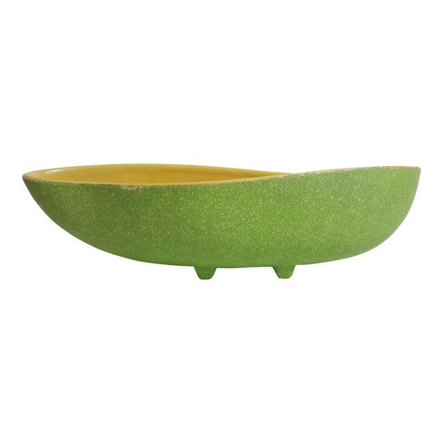 Shawnee Pottery Mid-Century Organic Shape Relish Tray - Image 1 of 4