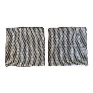 Lee Jofa 'Kaya Indigo' Pillows - a Pair For Sale