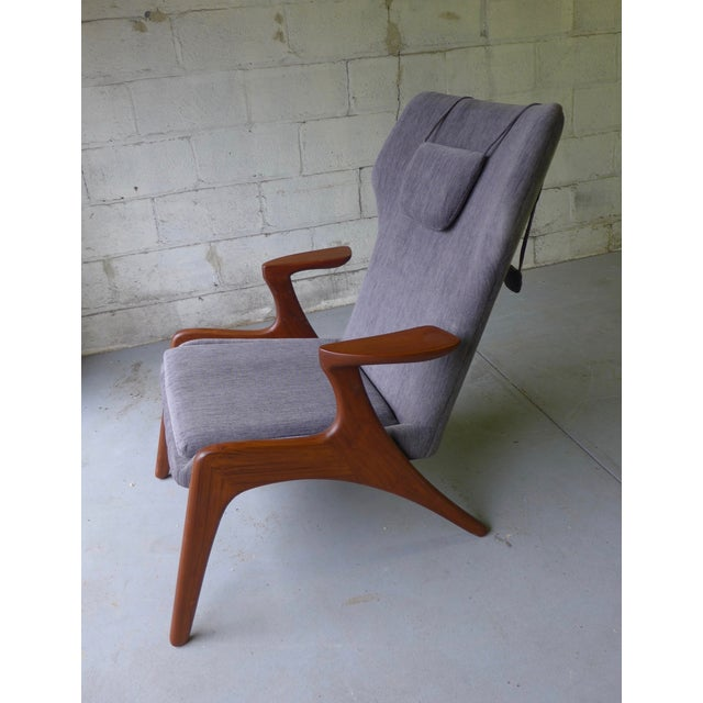 Mid-Century Lounge Chair - Image 5 of 7