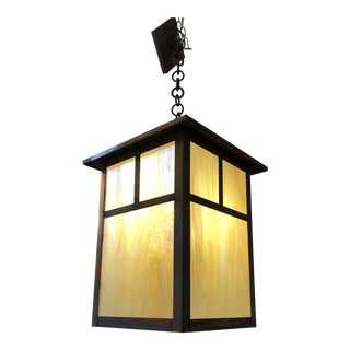 Arroyo Craftsman Oversized Lantern For Sale