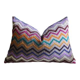 Osborne & Little Taggia Pillow Cover 12x18 For Sale