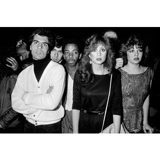 """Studio 54 - 1977"" Richard Sandler Signed Silver Gelatin Photographic Print For Sale"