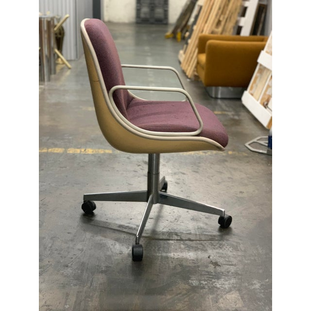Steelcase 1970s Vintage Steelcase Office Chair For Sale - Image 4 of 7