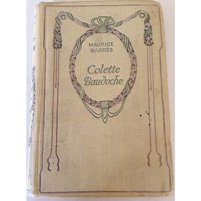 French Book by Colette Baudoche, 1908 - Image 2 of 4