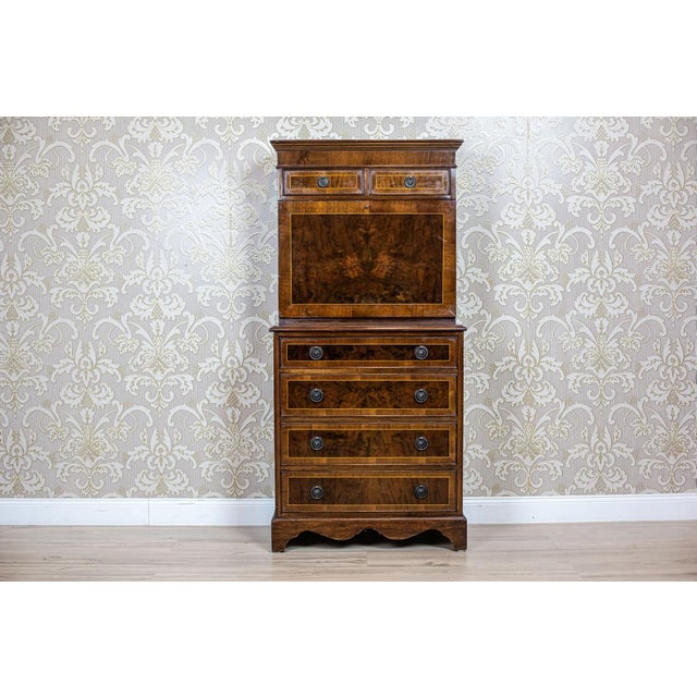 Late 19th-Century Secretary Desk For Sale - Image 13 of 13