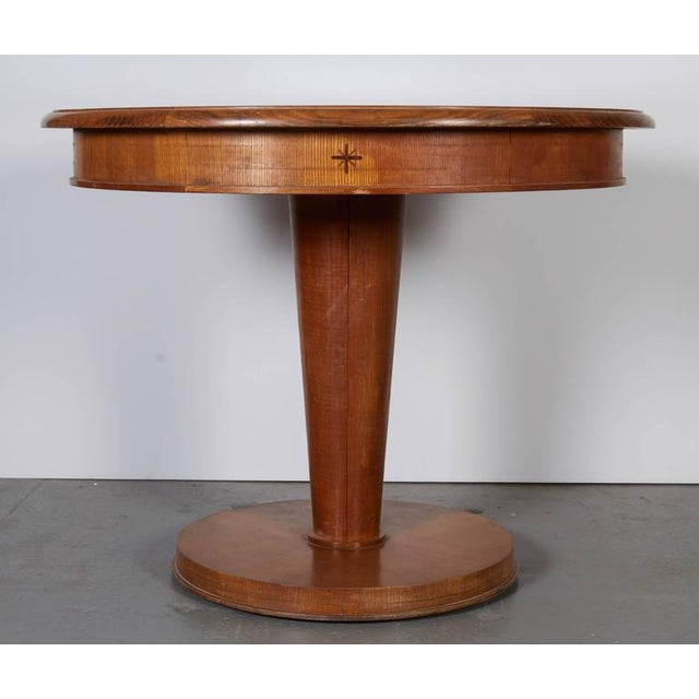 Jules Leleu Table For Sale In New York - Image 6 of 6