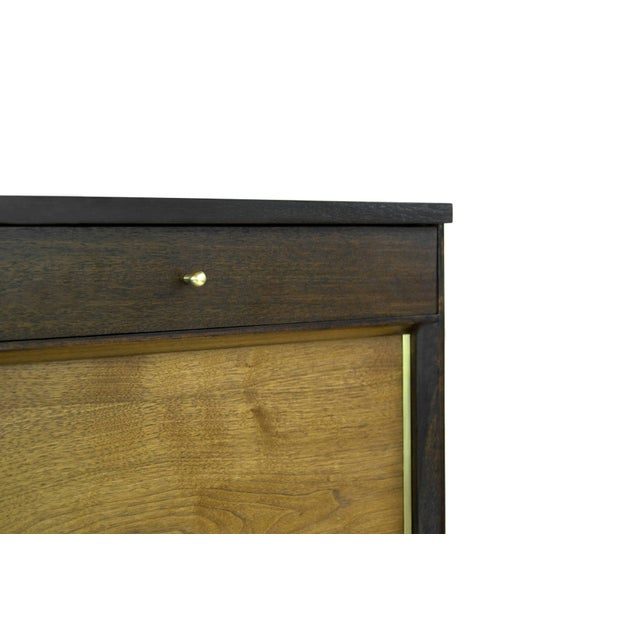 Metal Credenza by Paul McCobb, Connoisseur Collection For Sale - Image 7 of 11