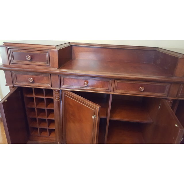 Traditional Ralph Lauren Buffet Server For Sale - Image 3 of 9