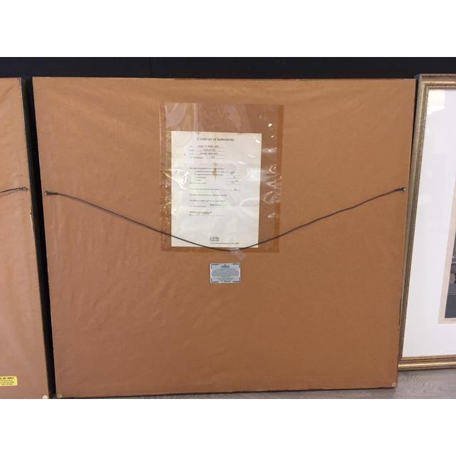 Michel Delacroix Lithograph For Sale - Image 4 of 5
