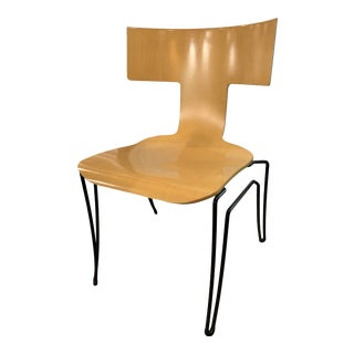 Vintage John Hutton for Donghia Anziano Dining Chair For Sale