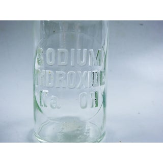 Small Vintage Apothecary Bottle Preview