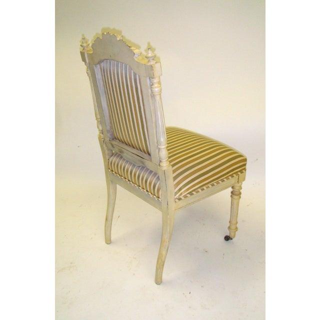 Napoleon III Style Chair - Image 4 of 6