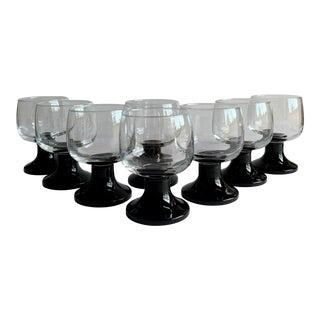 Vintage Cocktail Glasses - Set of 8 For Sale