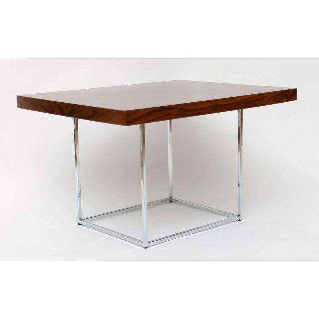 Milo Baughman Rosewood Coffee/Side Table - Image 2 of 10