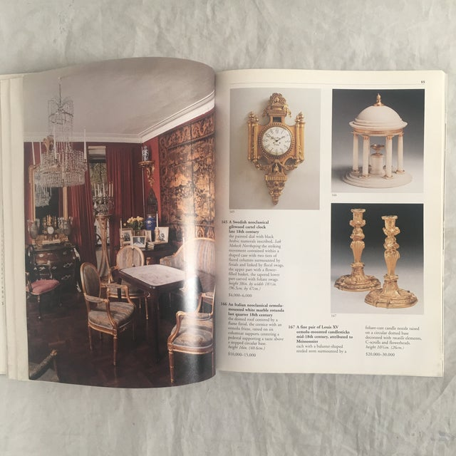 2000 Sotheby's Collection of Arne Schlesch Auction Catalog For Sale - Image 4 of 9