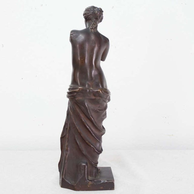 French Late 19th Century French Bronze Signed Collas, Musee Du Louvre For Sale - Image 3 of 11