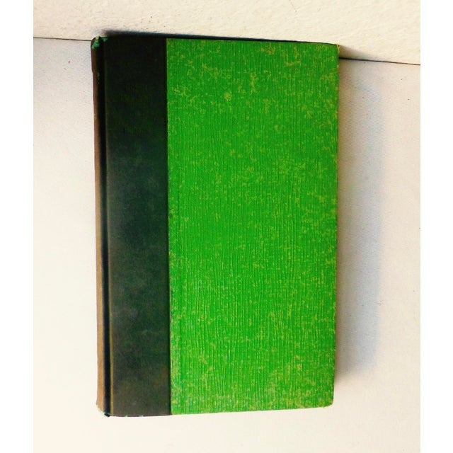 This lovely hardcover of W.H. Hudson's 'Green Mansions' was illustrated by Keith Henderson and published by Three Sirens...