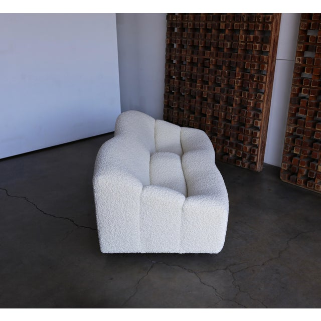 Pierre Paulin Abcd Settee for Artifort Circa 1970 For Sale - Image 10 of 13