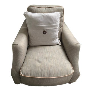 Lee Industries Lounge Chair For Sale