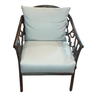 Bungalow 5 Driftwood Armchair For Sale