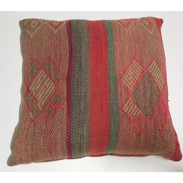 Moroccan Pastel Colors Bohemian Throw Pillows For Sale In Los Angeles - Image 6 of 13