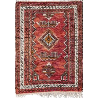 "Apadana Persian Baluch Rug - 3'1"" X 4'2"" For Sale"