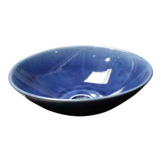Cobalt Blue Sink Basin For Sale