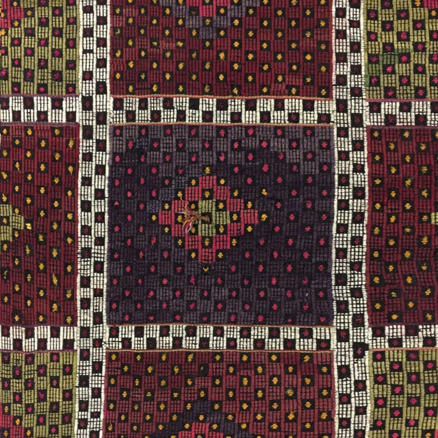 Kilims are perhaps best described as the folk art of Turkey. The symbols and motifs used in weaving Kilims are common...