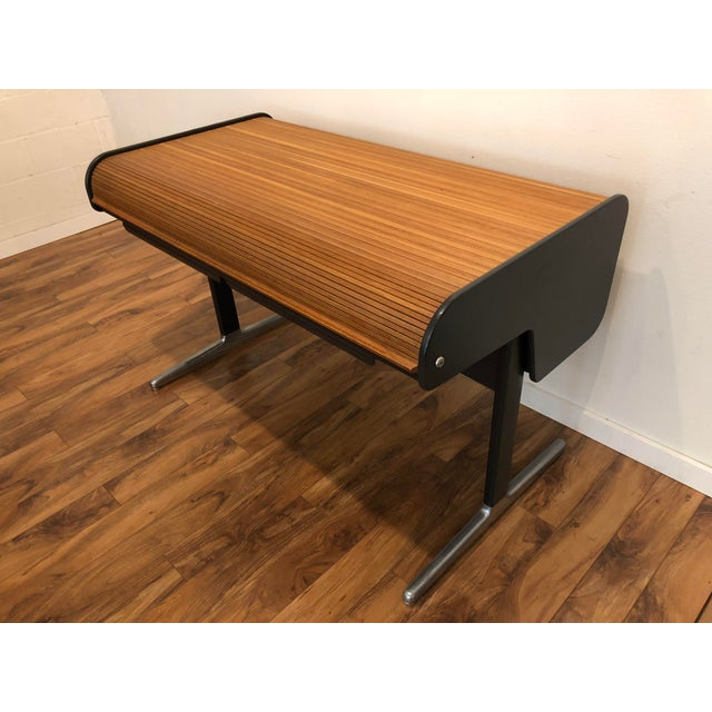 Onwijs George Nelson for Herman Miller Vintage Action Office Rolltop Desk YN-47