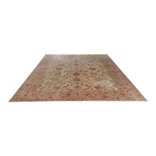 "Esmaili Rugs Hand-Knotted Wool Rug - 9'2"" X 11'8"""