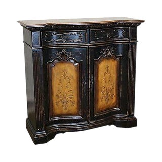 Hooker Furniture North Hampton Collection Painted Console Server For Sale