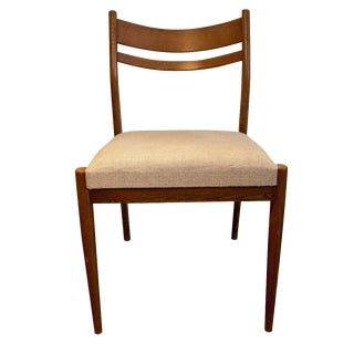 Vintage Swedish Dining Chairs - Set of 4 For Sale