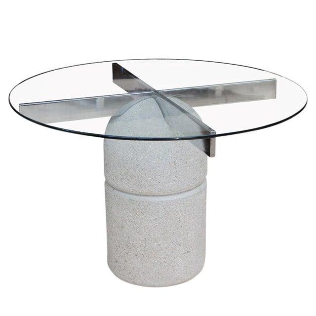 Giovanni Offredi for Saporiti Dining Table For Sale