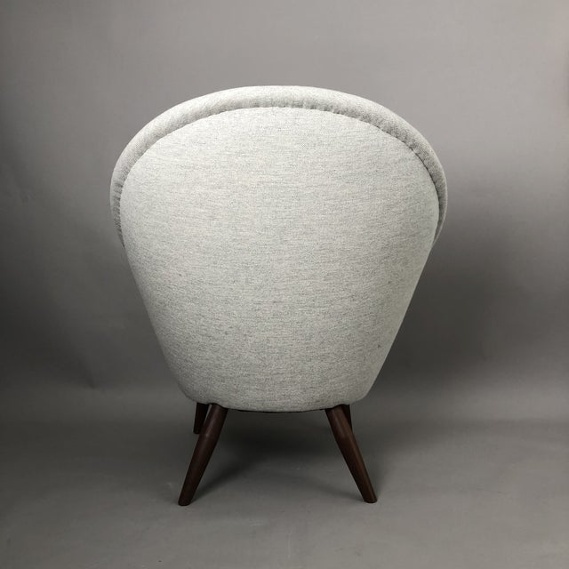 Mid-Century Modern Oda Chair For Sale - Image 3 of 10